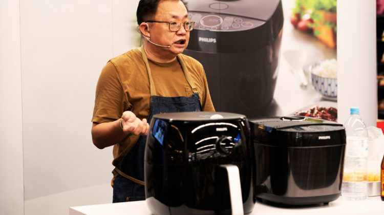 Boost Your CNY with Chef Sidney Kan with the brand new Philips Pressure Cooker