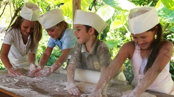 Grow With Six Senses Immerses Young Guests  Into the Six Dimensions of Wellness at Six Senses Zighy Bay