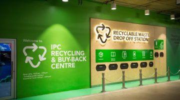 IPC Shopping Centre Turns Green to Greener with its Annual Sustainability Initiative