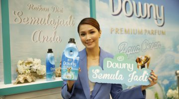 Scha Alyahya and Downy Natural Come Together to Celebrate Women's Natural Selves