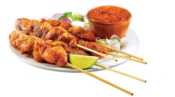 AYAMAS INTRODUCES JUMBO CHICKEN SATAY