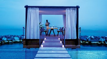 The Ultimate Romantic Getaway at Velaa Private Island