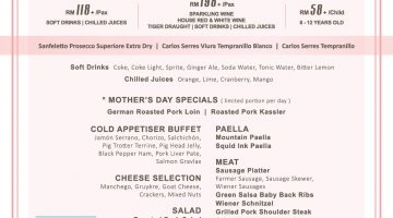 Mother's Day Bubbylicious Brunch
