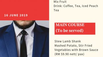 Father's Day Menu @ Artworks Cafe  Ipoh