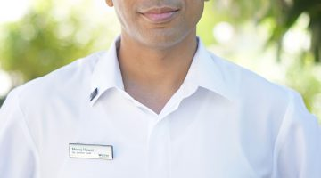 Mr Manoj Rawat – Director of F&B, The Westin Resort Nusa Dua, Bali