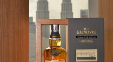 MALAYSIA GETS NEW EXCLUSIVE CASK EDITION FROM   THE GLENLIVET