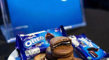 Lick It, Crunch It and Indulge in the Creamy Crunch Experience with the Oreo Chocolate Coated