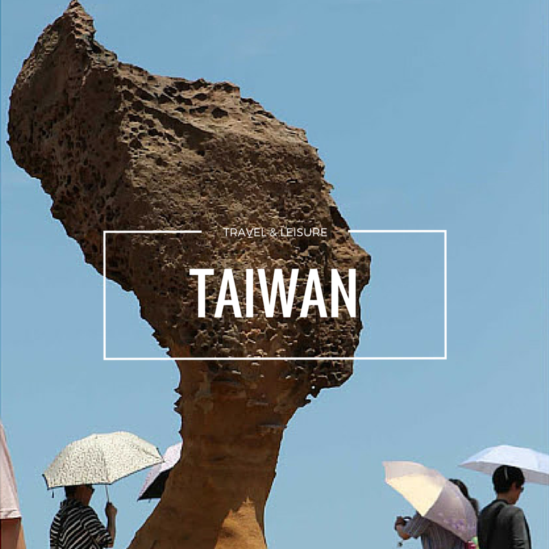 travel in taiwan